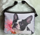 Boston Terrier Handbags, Purses & Totes