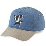 Boston Terrier Caps and Hats