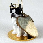 Boston Terrier dog ornaments