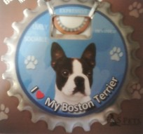 Boston Terrier Bottle Ninga