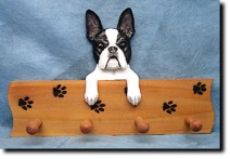 Boston Terrier Rack
