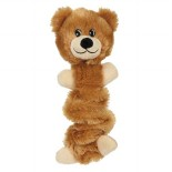 Bungee Bear Dog Toy