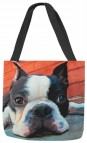 Moxley Boston Terrier Tote