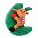 Reindeer Snuggler Dog Toy